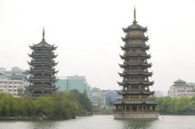 Pagodas where you can find fulfillment - Guilin, China