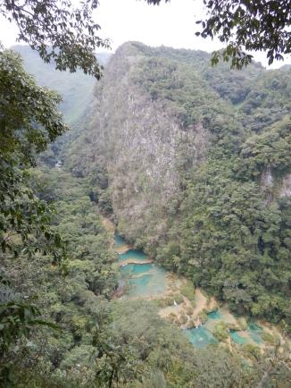Semuc Champey Park, near Lanquin, Guatemala